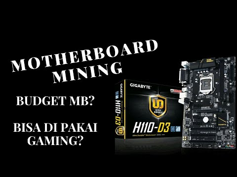 Review Motherboard Mining - Gigabyte H110-D3