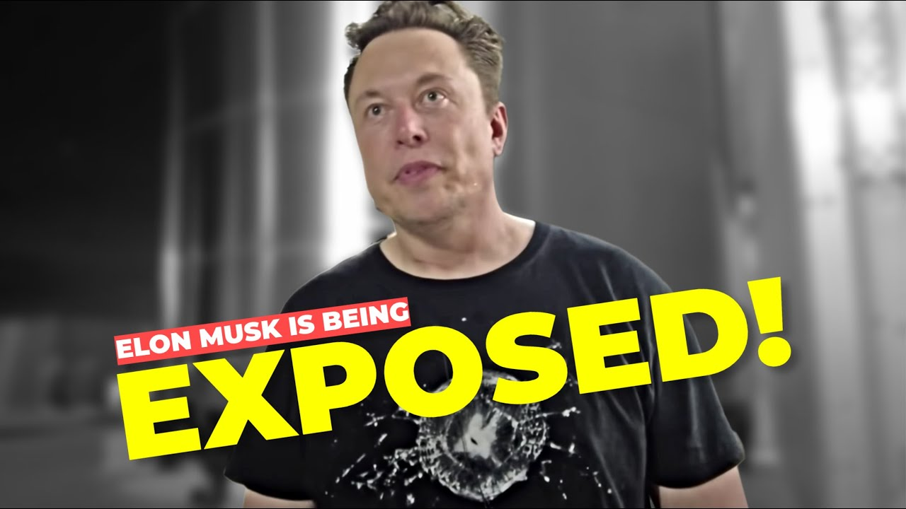 Watch Carefully: ELON MUSK is not who we think he is!