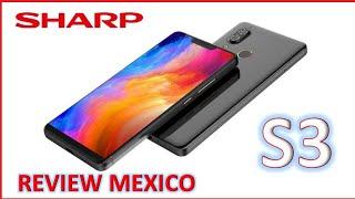 Sharp Aquos S3 Review Mexico , barato pero muy bueno !!!