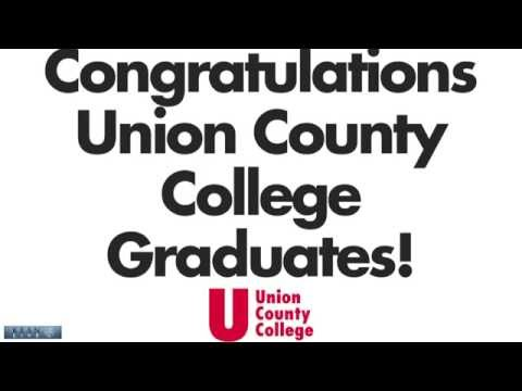 Union County College Commencement 2016