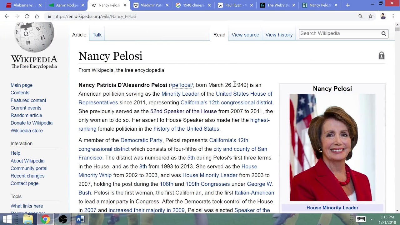 Astrology: Why Nancy Pelosi will Impeach Donald Trump for Collusion with  Vladimir Putin-Russia!