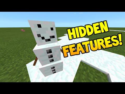 Minecraft Pocket Edition - 0.12.1 Update! - NEW Hidden Features!