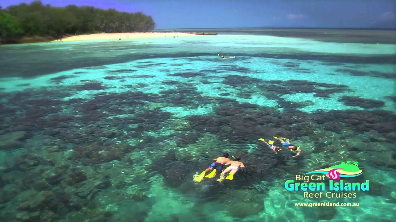 Cairns Island Barrier Reef Tours