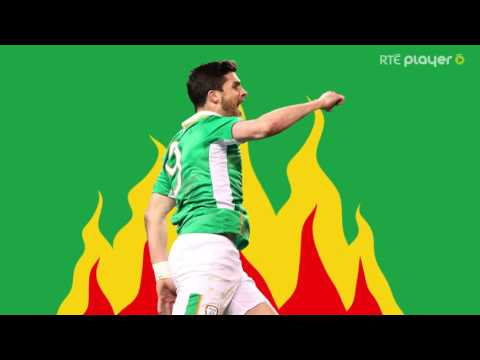 Shane Long's on fire, your defence is terrified | RTÉ Player