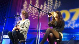 Plug In Stereo & Cady Groves - Oh Darling (Acoustic Christmas 2011)