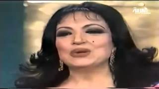 سميرة توفيق تظهر لأول مرة