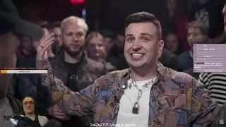 Реакция VERSUS #12 (сезон IV): МЦ Похоронил VS Jubilee