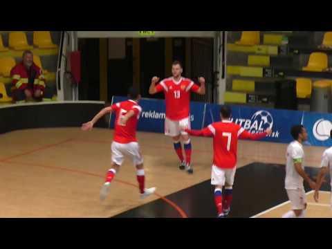 Обзор матча Россия 4:5 Иран
