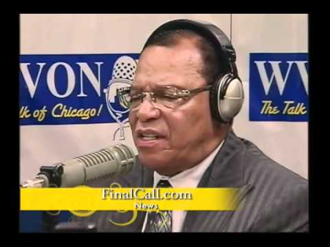 Louis Farrakhan Responds To President Obama Signing The NDAA Act!