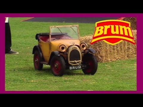 Brum 501   STUNT BIKE   Kids Show Full Episode
