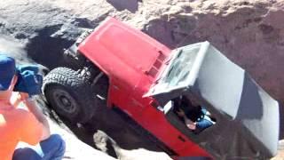 Moab Jeep Rock Crawl 2006 Slick Rock