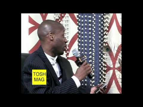 Part 1 - EP6 TOSH MAG TV Show by Shoggy Tosh & Dr Alistair Soyode