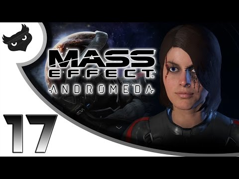 Space Exploration! - Mass Effect: Andromeda - Female Ryder PC Gameplay [Part 17] - Let's Play