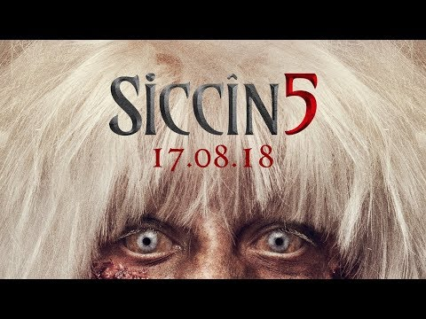 Turkish Horror movie Siccin 5 trailer : horror