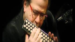 Richard Galliano – Menuet & Badinerie (J. S. Bach) on accordina