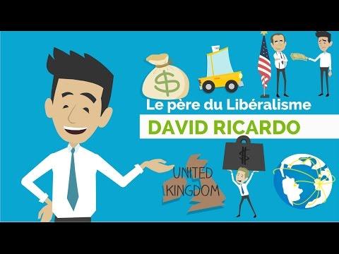 DAVID RICARDO , PERE DU LIBERALISME