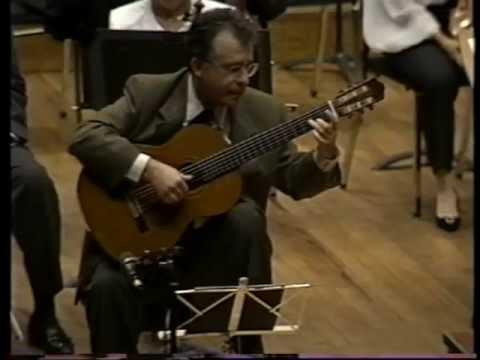 Pepe Romero: Recuerdos de la Alhambra ( Francisco Tarrega)