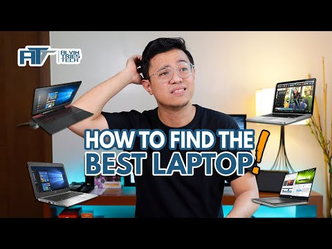 Factors to consider to get the RIGHT laptop for YOU! BEST LAPTOP BUYING GUIDE Philippines 2020