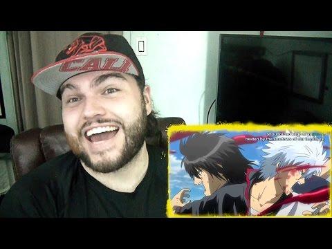 Gintama - Gintoki and Katsura vs Harusame REACTION!!!