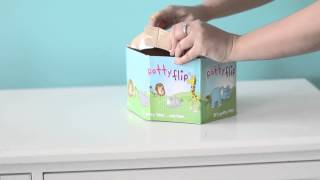 pottyflip Disposable Potty
