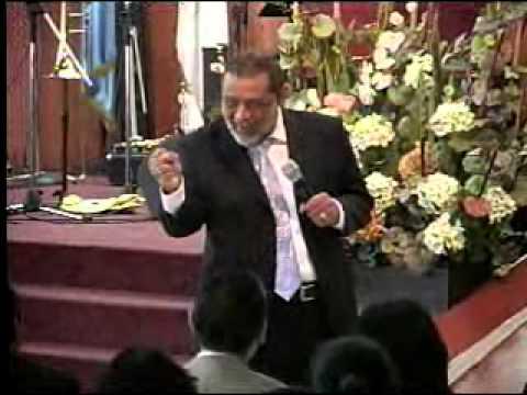 091129 Las cuatro bestias - Apostol Sergio Enriquez