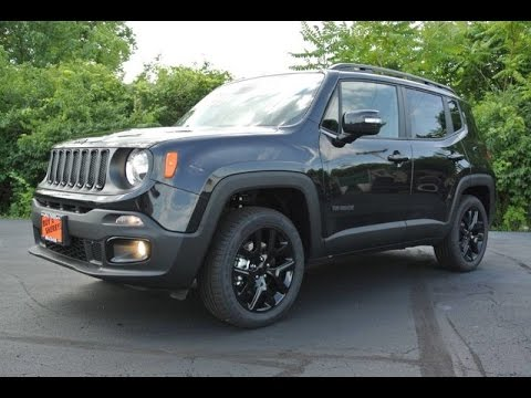 2016 jeep renegade justice 4x4 for sale dayton troy piqua sidney ohio 27657t youtube. Black Bedroom Furniture Sets. Home Design Ideas