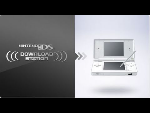How To Make A DS Download Station!