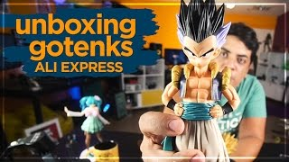 UNBOXING ALIEXPRESS - Gotenks #2