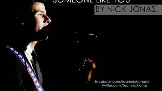 Someone Like You - Nick Jonas (Adele Cover)