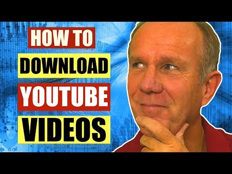How To Download A Video From YouTube (Legally)