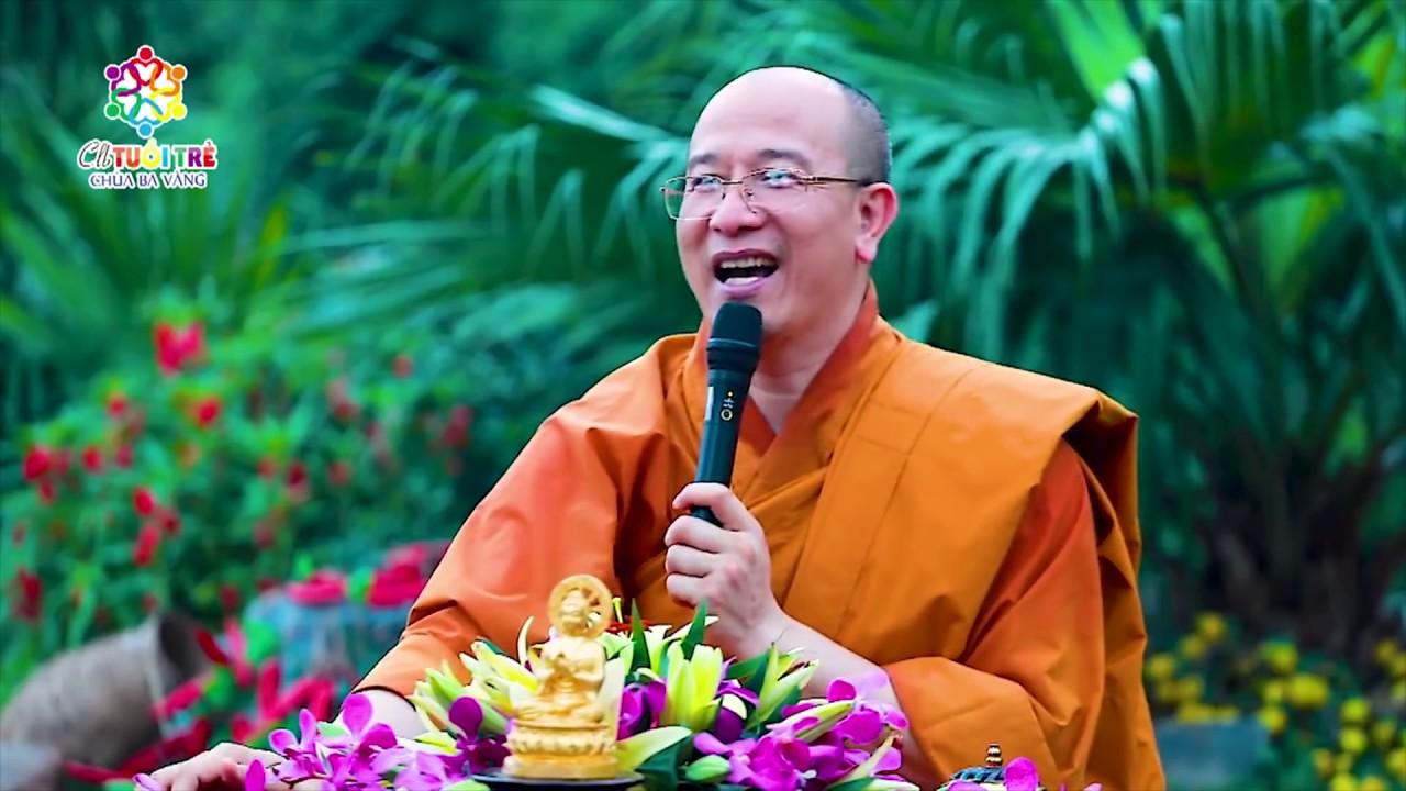 """Thầy Thích Trúc Thái Minh Dạy Thiếu Nhi Về """"5 Điều Bác Hồ Dạy"""""""