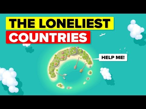 The Loneliest Country In The World