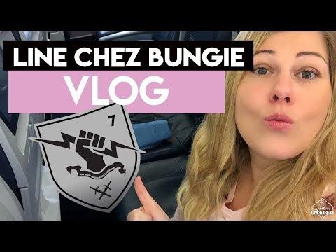 [VLOG] LINE CHEZ BUNGIE - SEATTLE TRIP