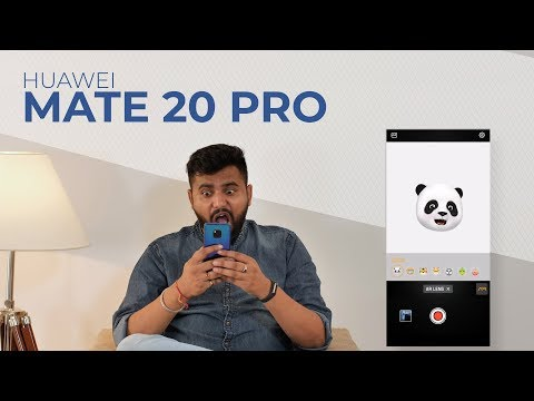 5 Amazing Mate 20 Pro Features in Action