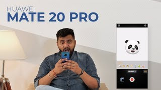 5 Amazing Mate 20 Pro Features in Action!