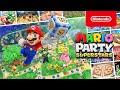 Mario Party Superstars تحصل على عرض تعريفي