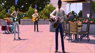 Love   Maybe The People Would Be The Times or Between Clark and Hilldale The Sims 3 Music Video Alt