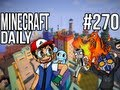 Minecraft Daily | Ep.270 | Ft. Kevin, ImmortalHd and Steven | Kevin pulls a Smart move!