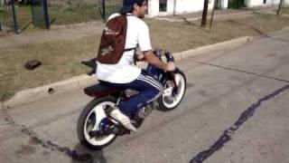 juki dribling cilindro herchi 100 de calle
