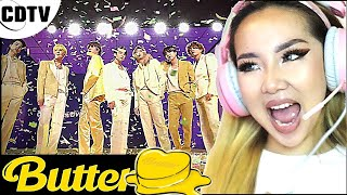 They Re So Smooth Bts Butter Cdtv Live Reaction Review