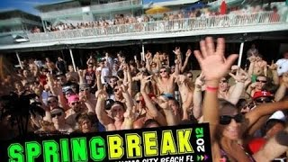 Repeat youtube video Panama City Beach Spring Break 2012- Live EXPLICIT Version