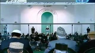 Проповедь Хазрата Мирзы Масрура Ахмада (15-10-2010)clip-6.flv