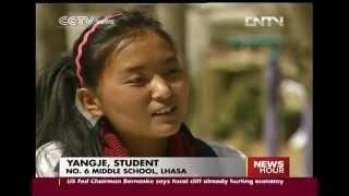 Rural Tibetan Students Receives Subsidies.