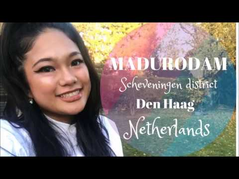 Madurodam, Netherlands travel vlog - travel guide