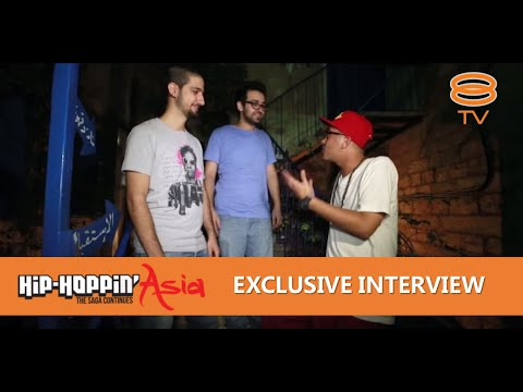 Hip-Hoppin' Asia:The Saga Continues:  Jnood Beirut Represents New School