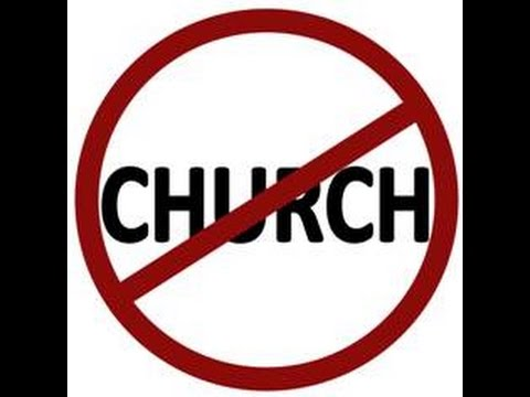 Church Buildings are NOT of Christ