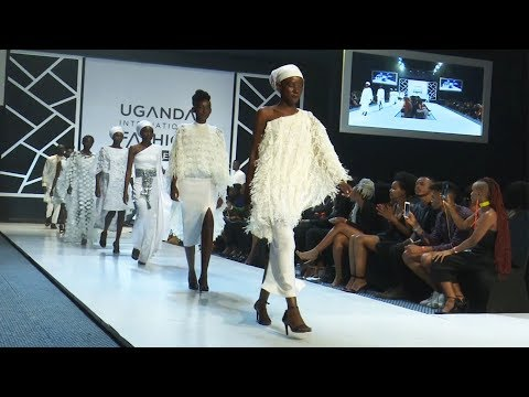 The Uganda International Fashion Week 2019 at Serena