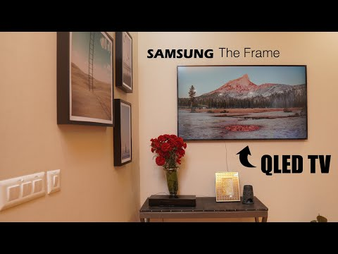 Samsung The Frame TV, Get the Frame  (Art TV) this Festive Season for a really good discount!