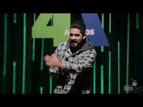 Dihh Lopes - Prisão de Lula / Crianças na caverna - Stand up Comedy