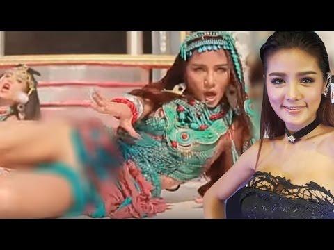 """หลุด """"กระแต อาร์สยาม"""" ของลับโผล่ใน MV เพลงสะบัด ?"""